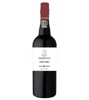 Quinta do Sagrado Fine Ruby Port Wine