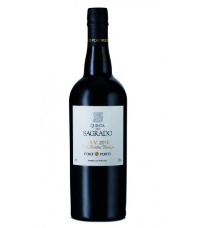 Quinta do Sagrado LBV 2010 Port Wine