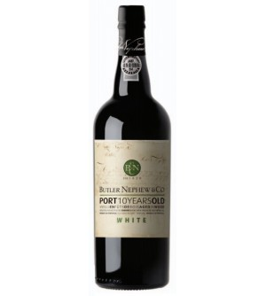 Butler Nephew's 10 Years Old White Port Wine