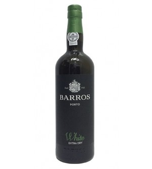 Barros Dry White Port Wine