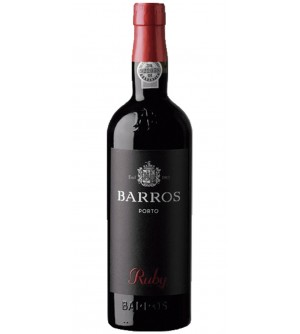 Barros Ruby Port Wine