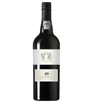 VZ 40 Years Old Port Wine
