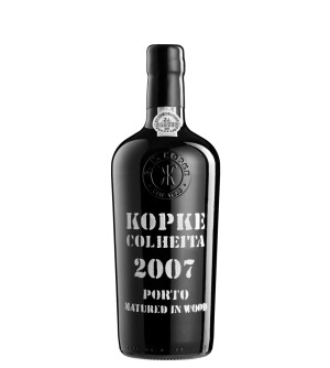 Kopke Colheita 2007 Port Wine