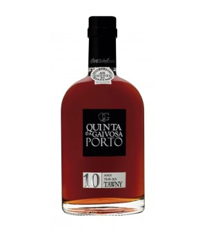 Quinta da Gaivosa Tawny 10 Years Old Port Wine (500ml)