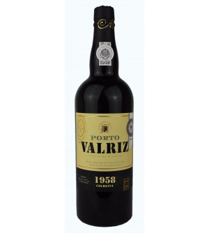 Valriz Colheita 1858 Port Wine