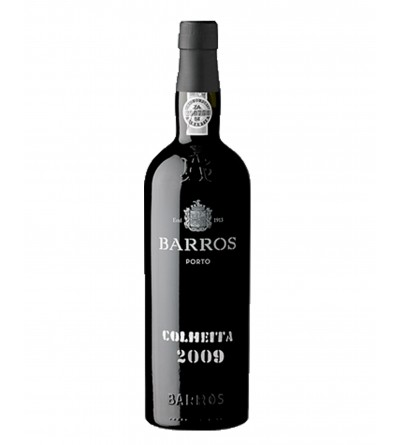 Barros Colheita 2009 Port Wine