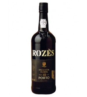 Rozès 10 Years Infanta Isabel Port Wine