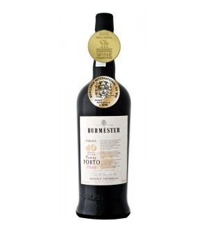 Burmester 40 Years Old Port Wine
