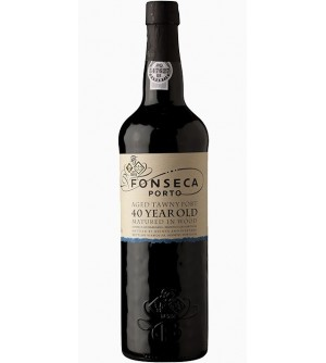 Fonseca 40 Years Old Port Wine