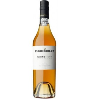 Churchill's Dry White Port Wine (500ml)
