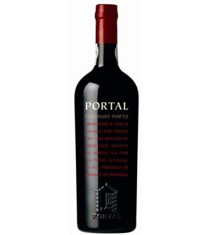 Portal Fine Ruby Port Wine