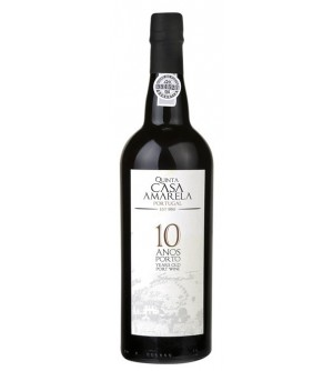 Quinta da Casa Amarela 10 Years Old Tawny Port Wine
