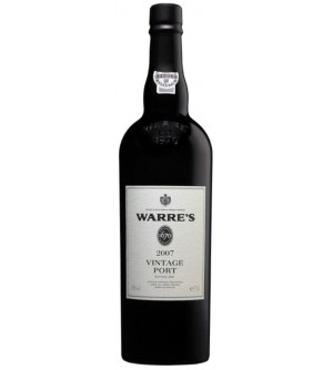 Warre's Vintage 2007 Magnum Port Wine