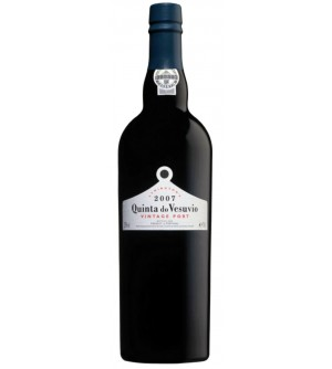 Quinta do Vesuvio Vintage 2007 Port WIne