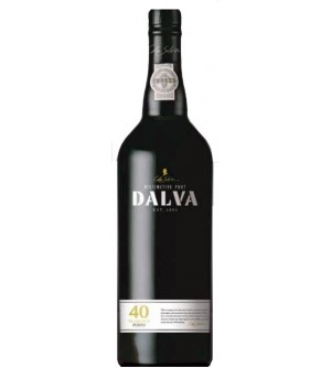 Dalva 40 years Old Tawny Port Wine