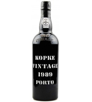 Kopke Vintage 1989 Port Wine