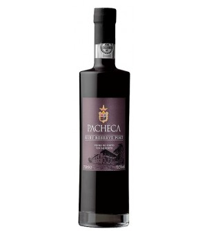 Pacheca Reserva Ruby Port Wine