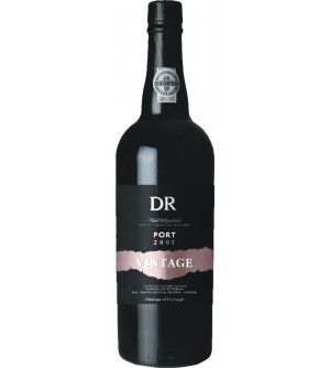 DR Vintage 2001 Port Wine