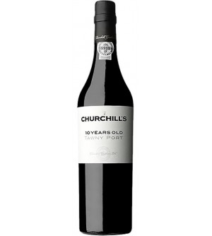 Churchill's 10 Years Old Tawny Port Wine (500ml)