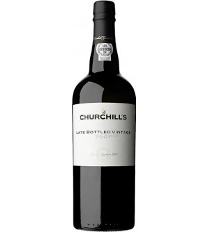 Churchill's LBV 2008 Port Wine