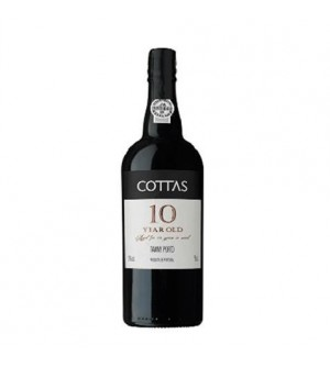 Quinta de Cottas 10 Years Old White Port Wine