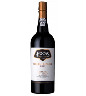 "Poças ""Reserve"" Ruby Port Wine"