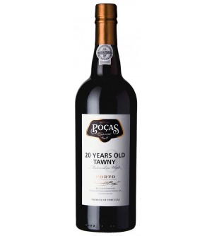 Poças 20 Years Old Port Wine