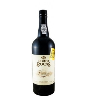 Poças Vintage 1997 Port Wine
