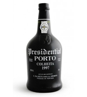 Presidential Colheita 1997 Port Wine