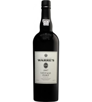 Warre's Vintage 2007 Port Wine 6L