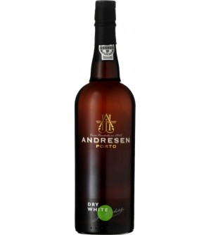 Andresen Dry White Port Wine