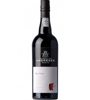 Andresen Ruby Port Wine