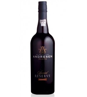 Andresen Special Reserve Tawny Port Wine